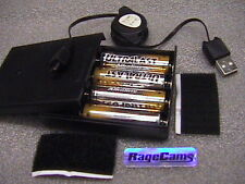4aa Battery Holder USB Charger For Sprint evo 3g-4g HTC