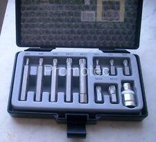 Cassettina  Inserti acciaio US12 HRC  XZN MILLERIGHE Professionale