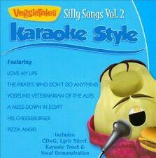 Daywind Karaoke Style: Veggie Tales Silly Songs Vol. 2