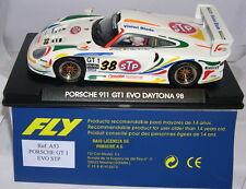 FLY A53 PORSCHE 911 GT1 EVO #38 STP DAYTONA'98 BOUTSON-KELLENERS-PILGRIM MB