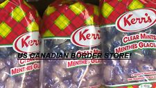 Kerr's Clear Mints 3-500gm packs!  FASTSHIP!! OVER 3#'s