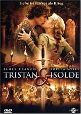 TRISTAN & ISOLDE - James Franco, Rufus Sewell OVP