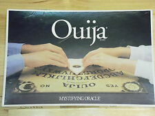 Vtg OUIJA BOARD Game MAGIC MYSTIFYING ORACLE Toy 1992 PARKER BROTHERS No.00600