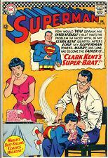 SUPERMAN #192 © 1967 DC Comics