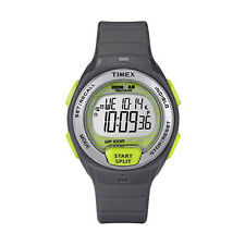 Timex t5k763 Da Donna Display Digitale Nero in Plastica/Resina Cinturino Orologio-RRP £ 60