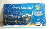 GRELL 1:87 SCALE DELIVERY VAN - TUBORG WEIHNACHTS PILSENER - SEALED BLISTER PACK