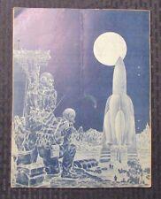 1959 SHANGRI-LA Science-Fiction Fanzine #44 VG- 48p Lou Goldstone