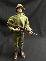 VINTAGE TAKARA NEW JOE - RARE JAPANESE GI JOE from 1970 ( ACTION MAN )