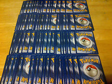 100 Assorted Pokemon Cards Set Lot Collection No Energy or Trainers