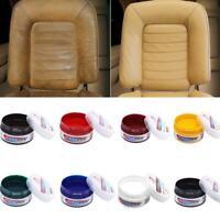Leather Vinyl Repair Paste Filler Cream for Car Seat Sofa Holes Scratches Top