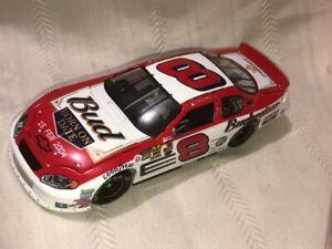 Diecast 1/24 #8 DALE EARNHARDT JR Budweiser NEXTEL Born On Date 2004 Monte Carlo