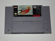 The Rocketeer (Super Nintendo Entertainment System, 1992) SNES
