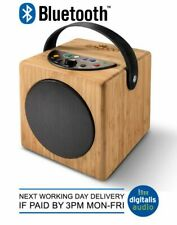 KidzAudio Badoo Childrens Portable Bluetooth Speaker with Built in Mic