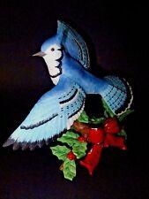 "LENOX~2007 BLUE JAY~LIMITED EDITION~FINE~PORCELAIN~FIGURINE ""BEAUTIFUL"""