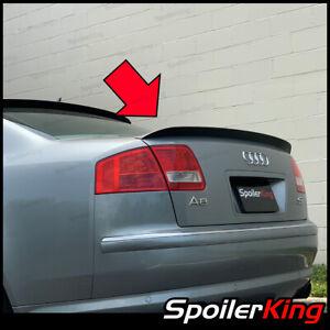 SpoilerKing Rear Trunk Spoiler DUCKBILL 284G (Fits: Audi A8/A8L D3 2002-2009)
