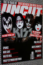 UNCUT Magazine, KISS, Sparks, Nick Cave, Walter Hill, Squeeze, Paul Weller