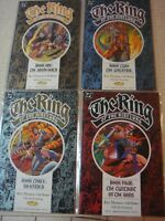 DC Comics The Ring of the Nibelung all four books complete full set Gil Kane