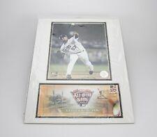 New listing MLB---DETRIOT TWINS---JOHAN SANTANA---2005 ALL STAR GAME---COMERICA PARK---NEW