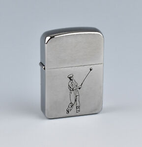 Zippo 80th Anniversary Planeta Series Lighter - #35 Golf 1941