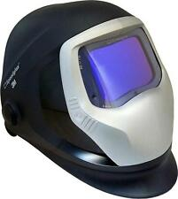3M Speedglas 9100XXi Auto Darkening Welding Helmet, New & Improved Optics