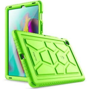 """Poetic For Galaxy Tab S5E 10.5"""" Tablet Case,Soft Silicone Protective Cover Green"""