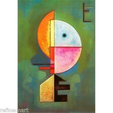 Wassily Kandinsky Abstract Oil Painting repro Upwards, 1929