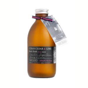Bath House - Cubain Cèdre & Citron - Bain Trempage 300ml - Latin,Chaud & Sensuel
