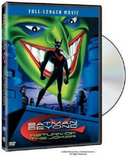 BATMAN BEYOND - RETURN OF THE JOKER DC Comics Full Length Animated Movie NEW SLD