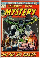 JOURNEY INTO MYSTERY #1 (2nd) - Robert E Howard - Starlin