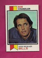 1973 TOPPS # 336 BILLS BOB CHANDLER  NRMT-MT  ROOKIE CARD (INV# A4953)