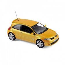 RENAULT MEGANE RS 2004 Yellow Sirius NOREV 517635