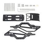 1:24 Scale Rc Vehicle Car Body Wheelbase Frame CNC Chassis Frame Body Kit Parts