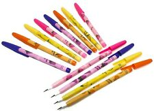 12 pc Kids fruit Scented refillable non sharpening Lead Pencils - #2 lead pencil