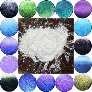 Liquid Diamonds Sparkle Holographic/Iridescent/Chrome Nail Glitter Powder Dust!