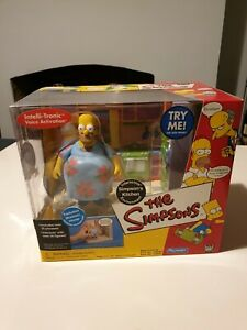 The Simpsons World Of Springfield Simpson's Kitchen MuuMuu Homer Sealed