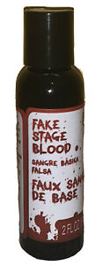 fake stage blood