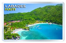 LABADEE HAITI MOD2 FRIDGE MAGNET SOUVENIR IMAN NEVERA