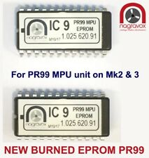 Revox PR99 mk2 mk3  MPU EPROM IC chip