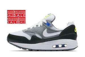 BNWT New Boys Nike Air Mx 1 Wolf Grey size 5 6 uk
