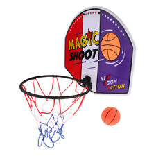 Indoors Mini Basketball Hoop Set For Kids Door Wall Portable Shatterproof