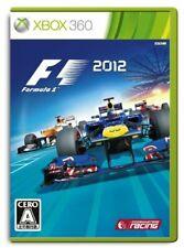 Usado Xbox 360 F1 2012 70384 Importado de Japón