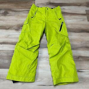 Obermeyer Extended Wear System Juniors Snow Pants Size 12 Ski Snowboard