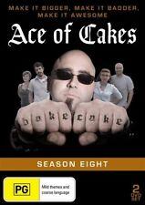 Ace Of Cakes : Season 8 (DVD, 2014, 2-Disc Set)   103