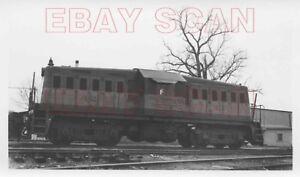 8F756 RP 1960s COLUMBUS & GREENVILLE RAILROAD WHITCOMB LOCO #42 exUSA 8459 MS
