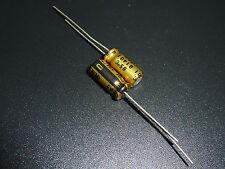 500pcs 10uf 16V Nichicon FW standard Audio capacitor 5x11mm 16V10uF HiFi DIY