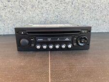 Citroen C4 Blaupunkt RD4 Stereo Radio CD Player 2004-2010 FREE PROGRAMMING