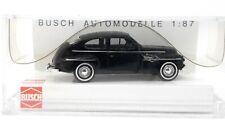 Busch H0 1:87 Volvo PV 544 schwarz 43906 Modellauto Kunststoff
