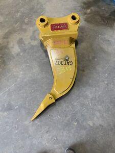 Cat 307 Ripper Frost Tooth Caterpillar Mini Excavator 50 Mm Pins  Teran Emaq New