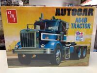 AMT 1099 Autocar A64B Tractor model kit
