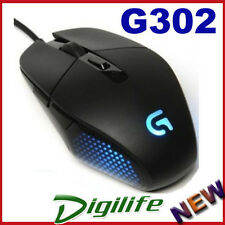 Logitech G302 Daedalus Prime MOBA Gaming Mouse USB